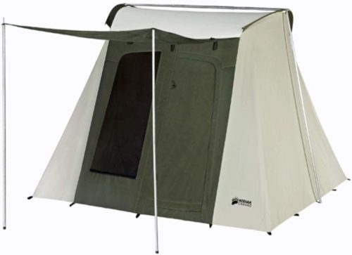 Flex Bow Canvas Tent by Kodiak